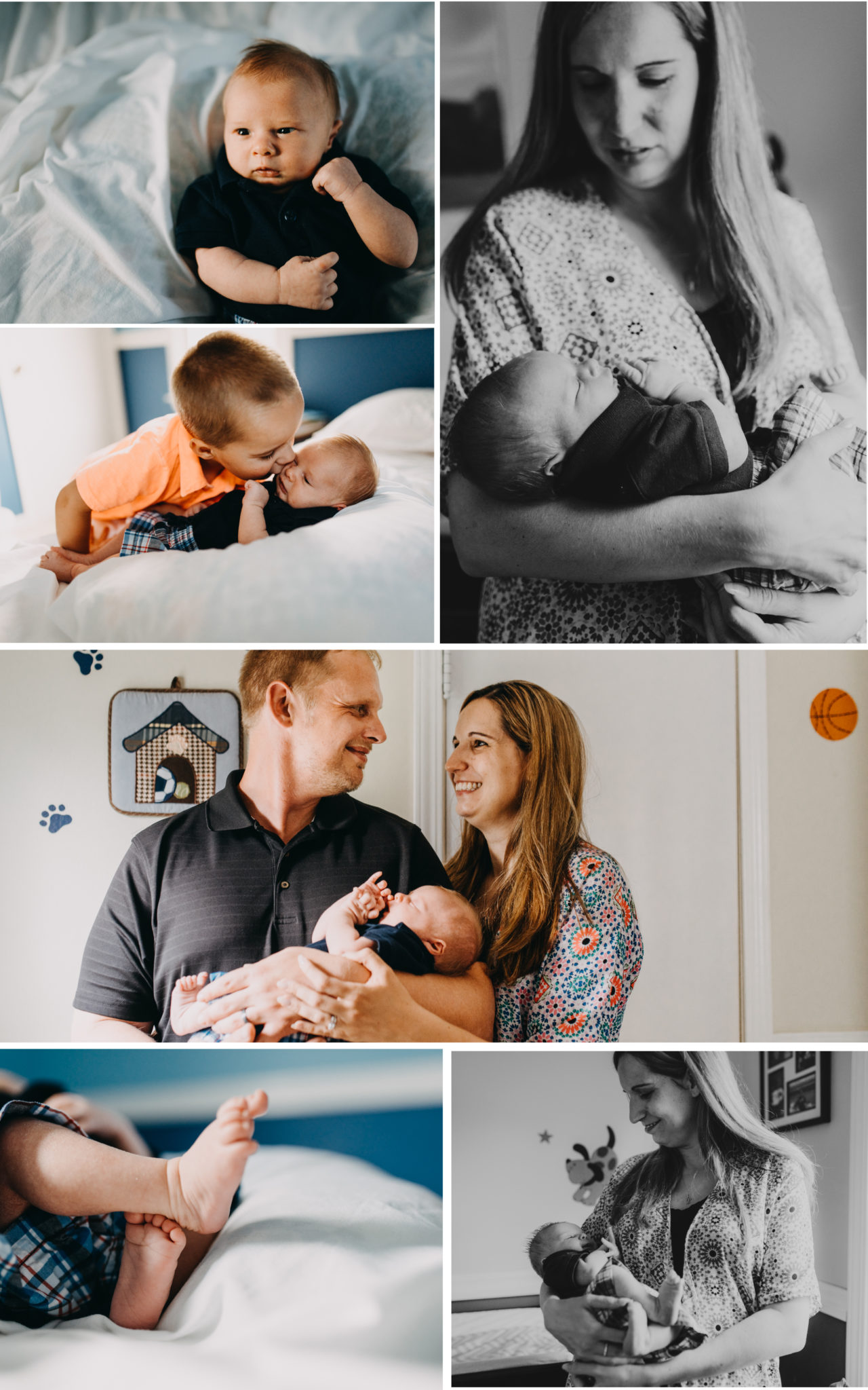 clawson michigan newborn photographer detroit family lifestyle session