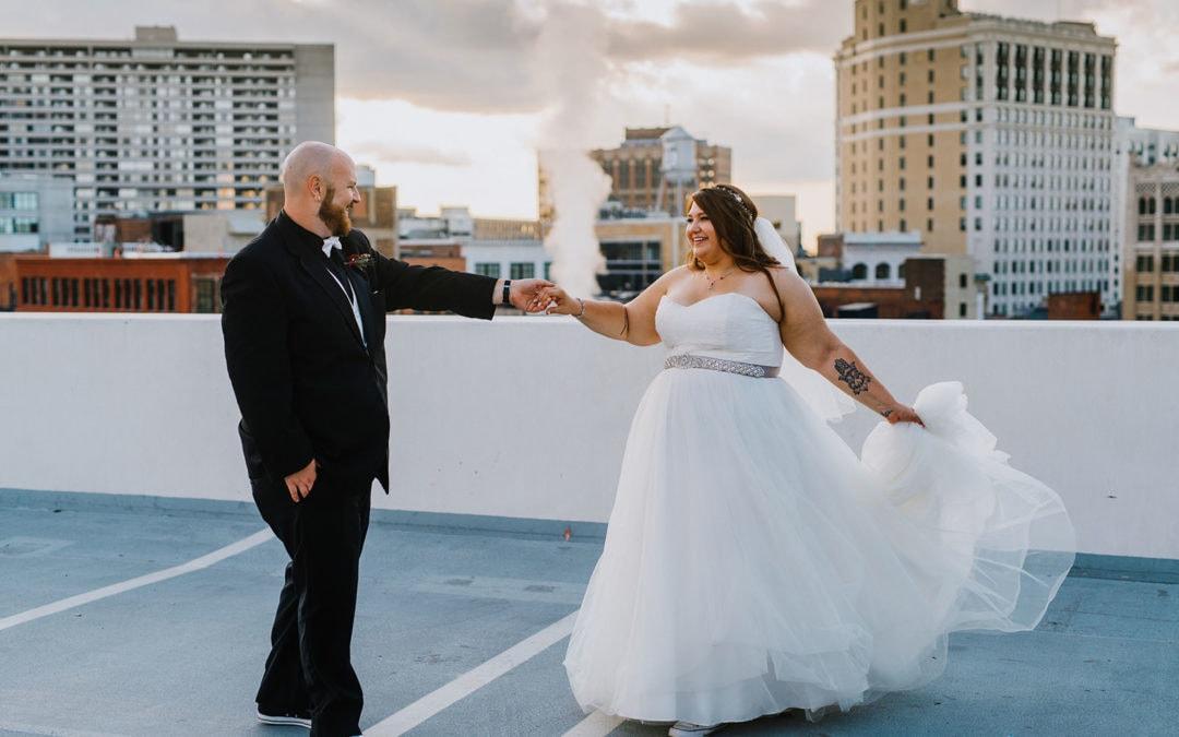 Detroit Beer Company Wedding | Kara & Andy