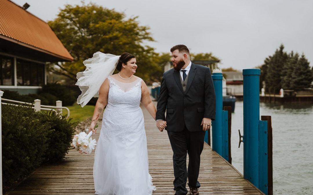 Portofino's Wyandotte Wedding | Brianna & Andrew