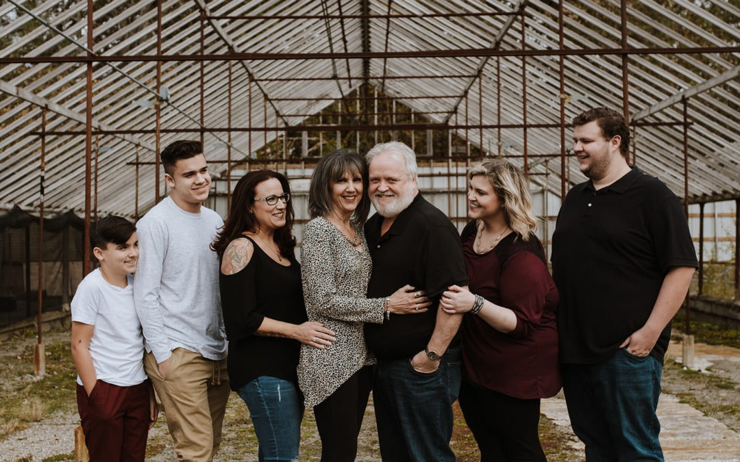 Goldner Walsh Family Session | The Cordles