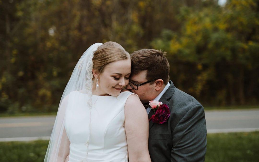 Graham Banquet Center Wedding   Matt & Heather