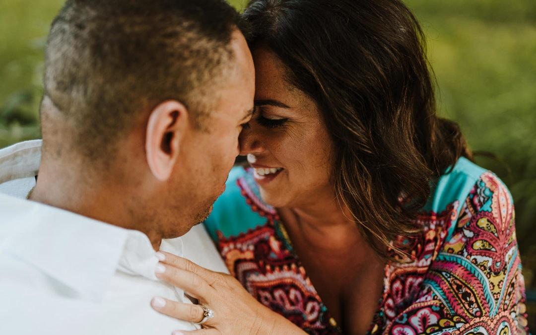 Dana & Steve | Troy Engagement Session
