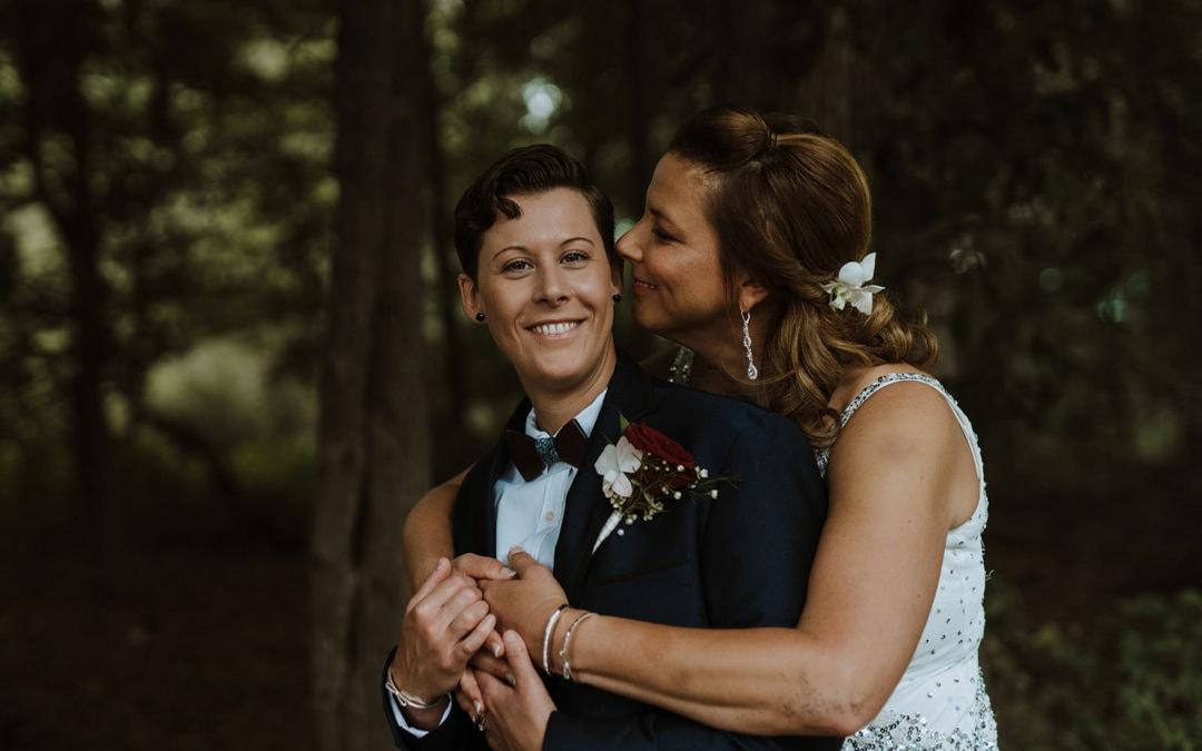 Brentwood Golf Club Wedding | Tamara & Jaclyn