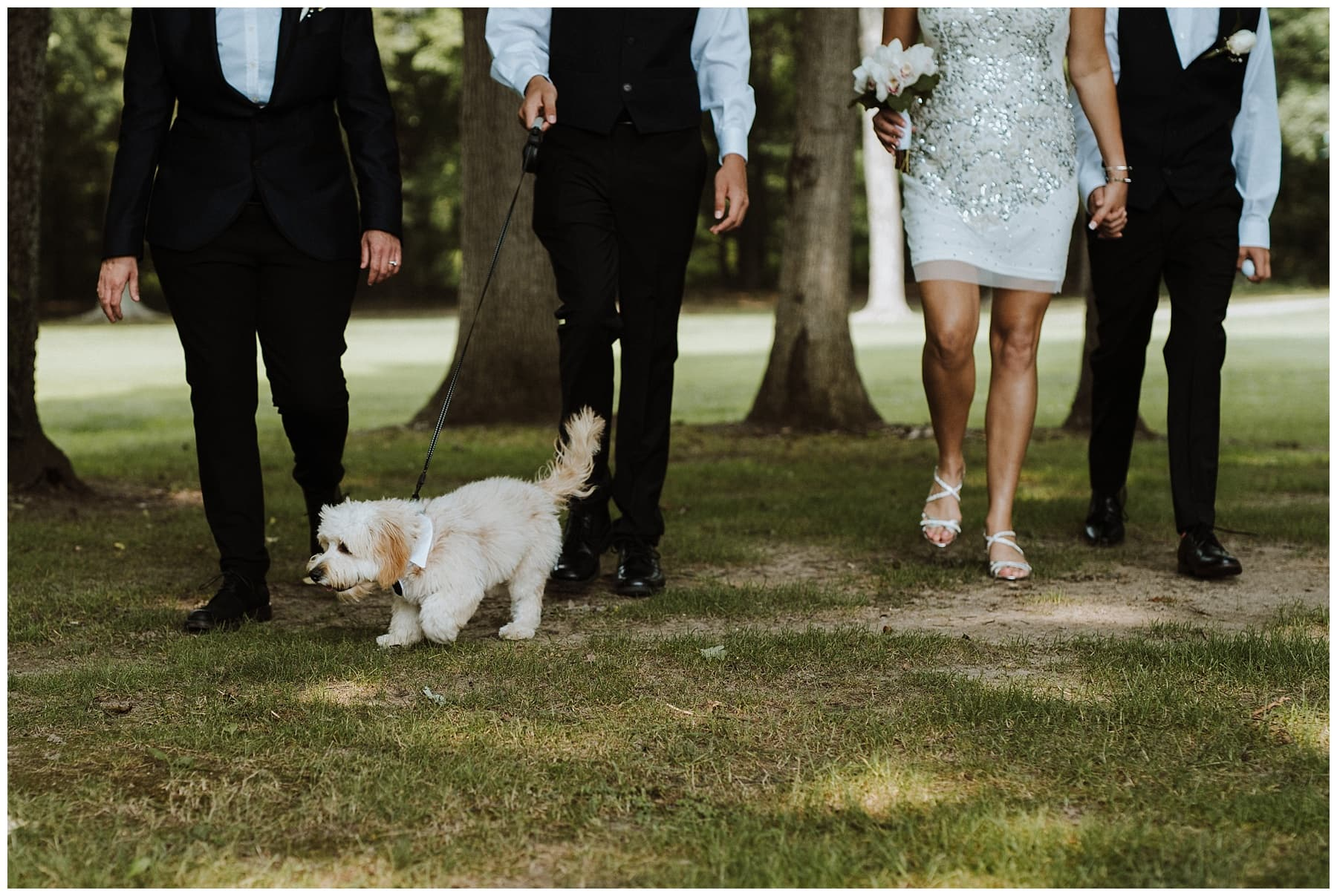 Brentwood Golf Club Wedding