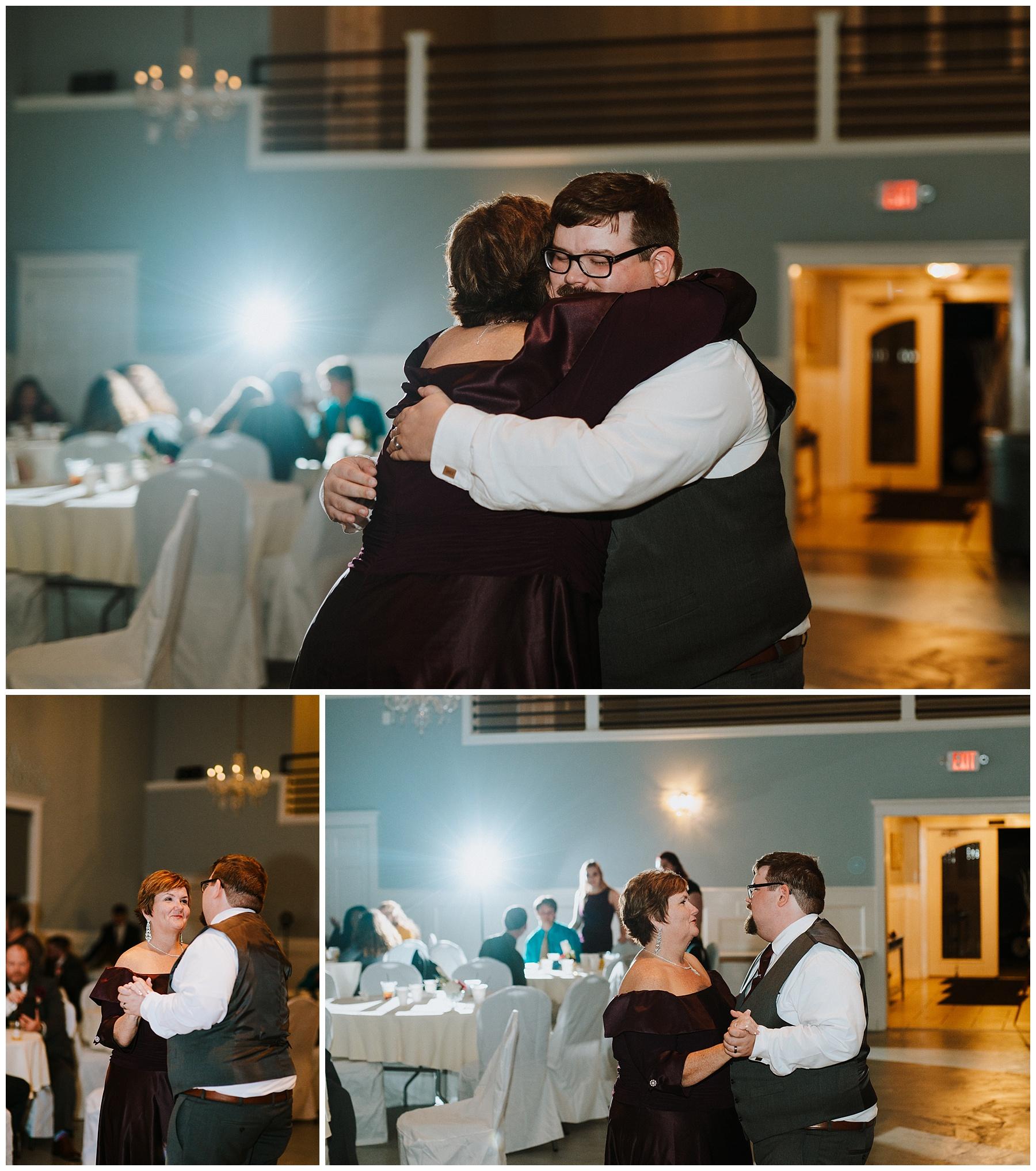 Graham Banquet Center Wedding