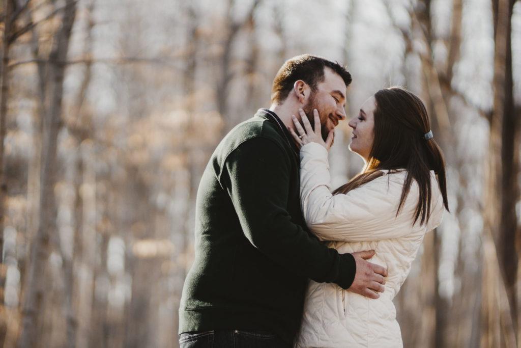 Maybury State Park Engagement Session Northville MI engagement session detroit wedding photographer