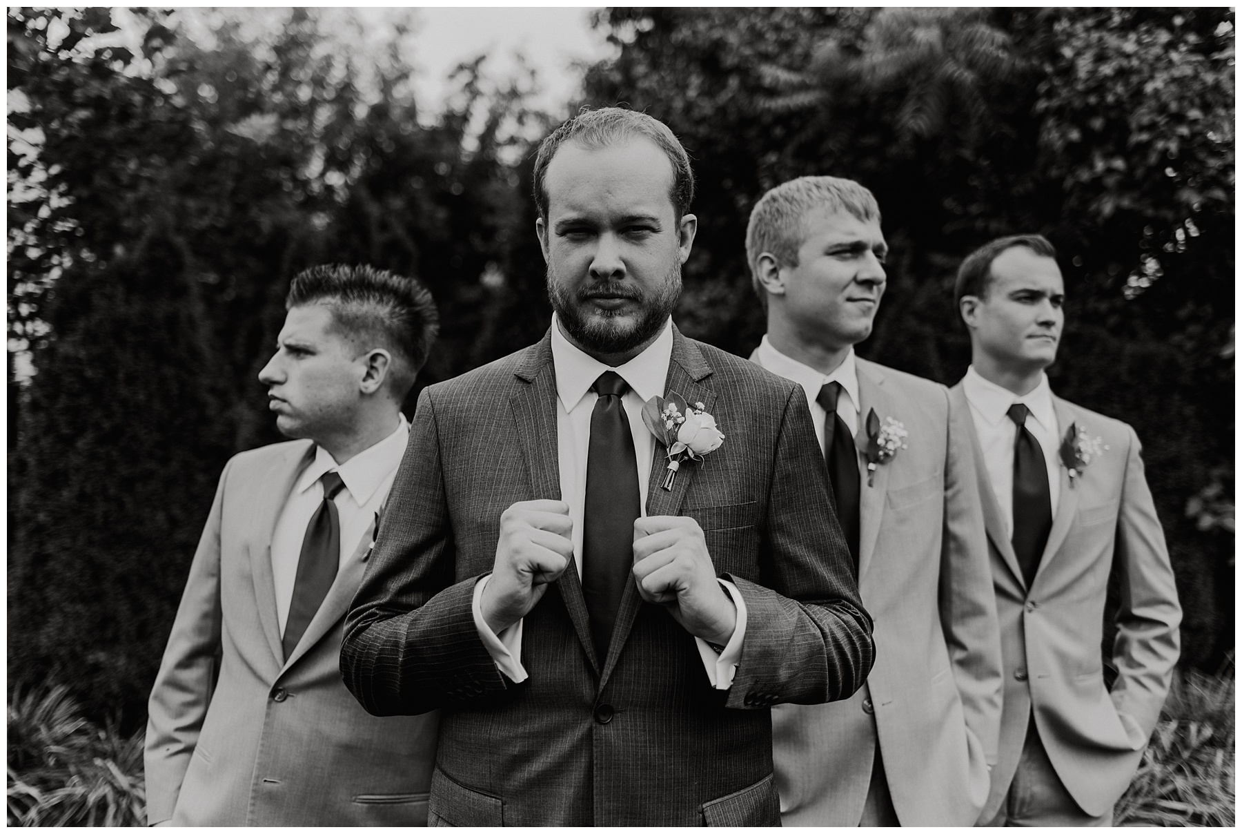 Wellers Saline Wedding