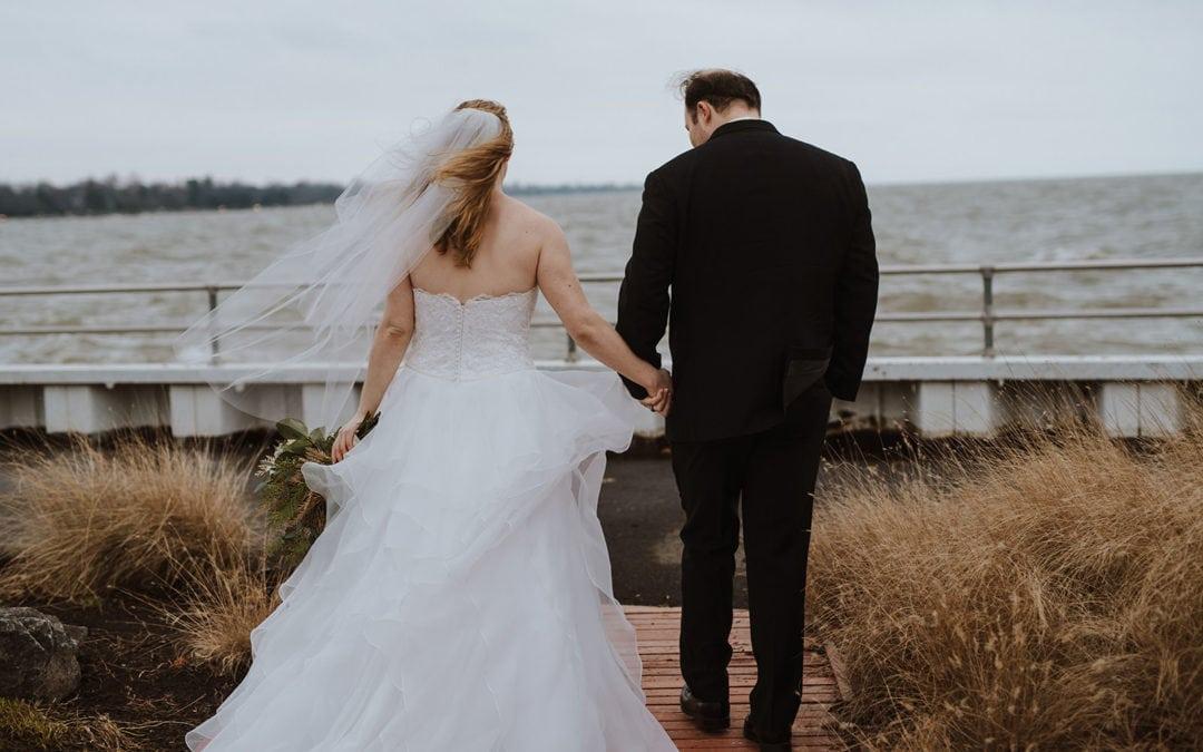 Pier Park Grosse Pointe Wedding | Robert & Elizabeth