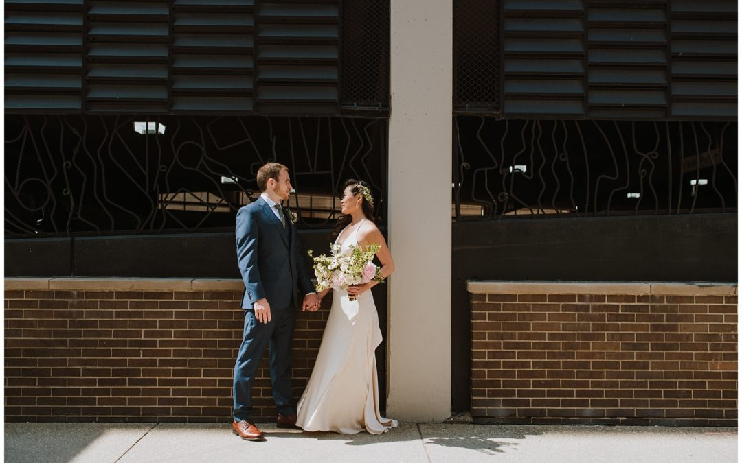 Detroit Foundation Hotel Wedding | Bill & Lauren