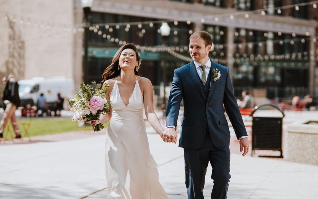 Detroit Foundation Hotel Wedding | Bill & Lauren