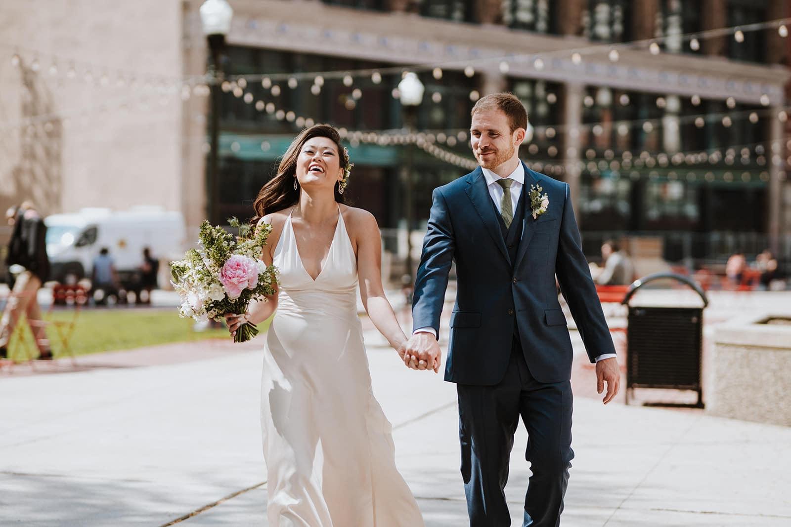 Detroit Foundation Hotel Wedding