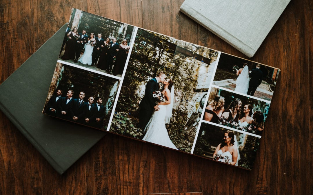 How to Preserve Your Wedding Day Photos