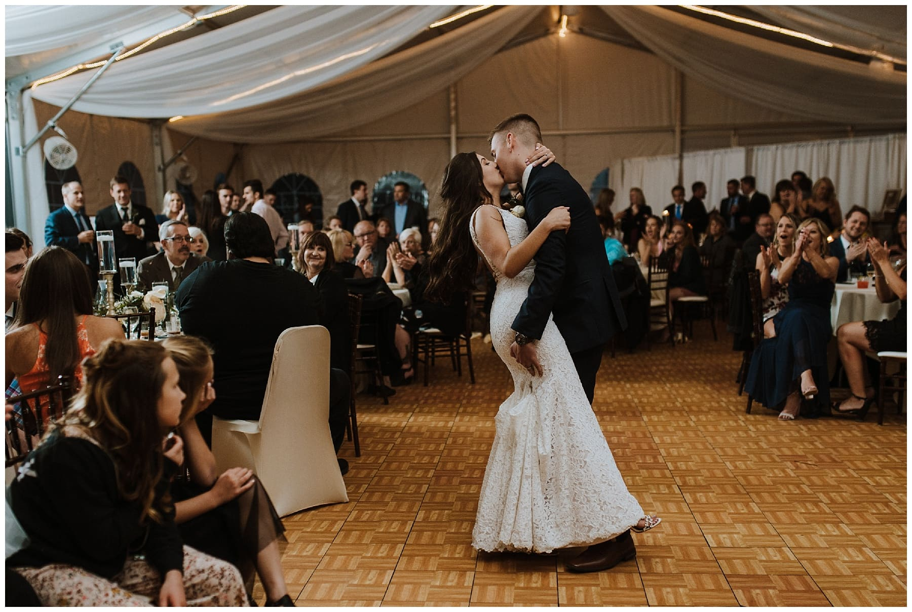 Waldenwoods Wedding | Lindsay & Clay