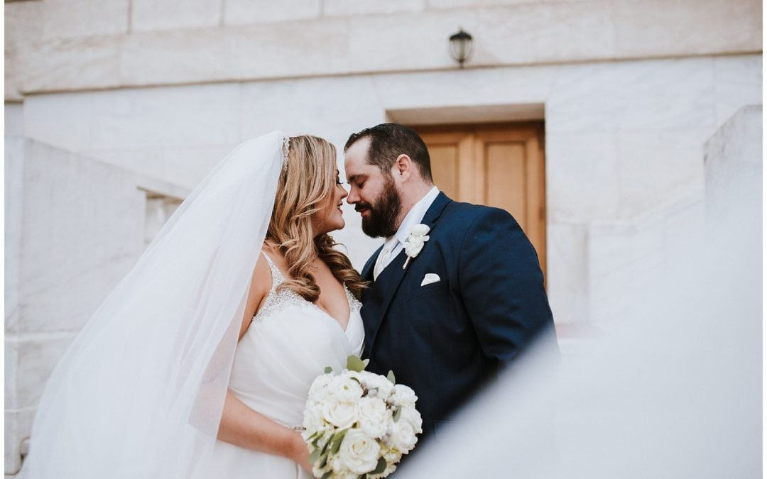 Waterview Loft Wedding | Kaitlyn & Jacob