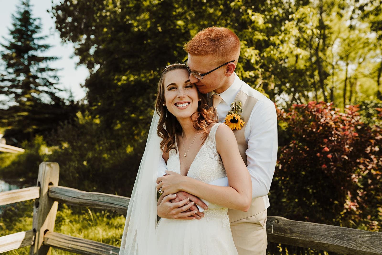 Fenton Winery and Brewery Wedding | Kelsey & Ryan