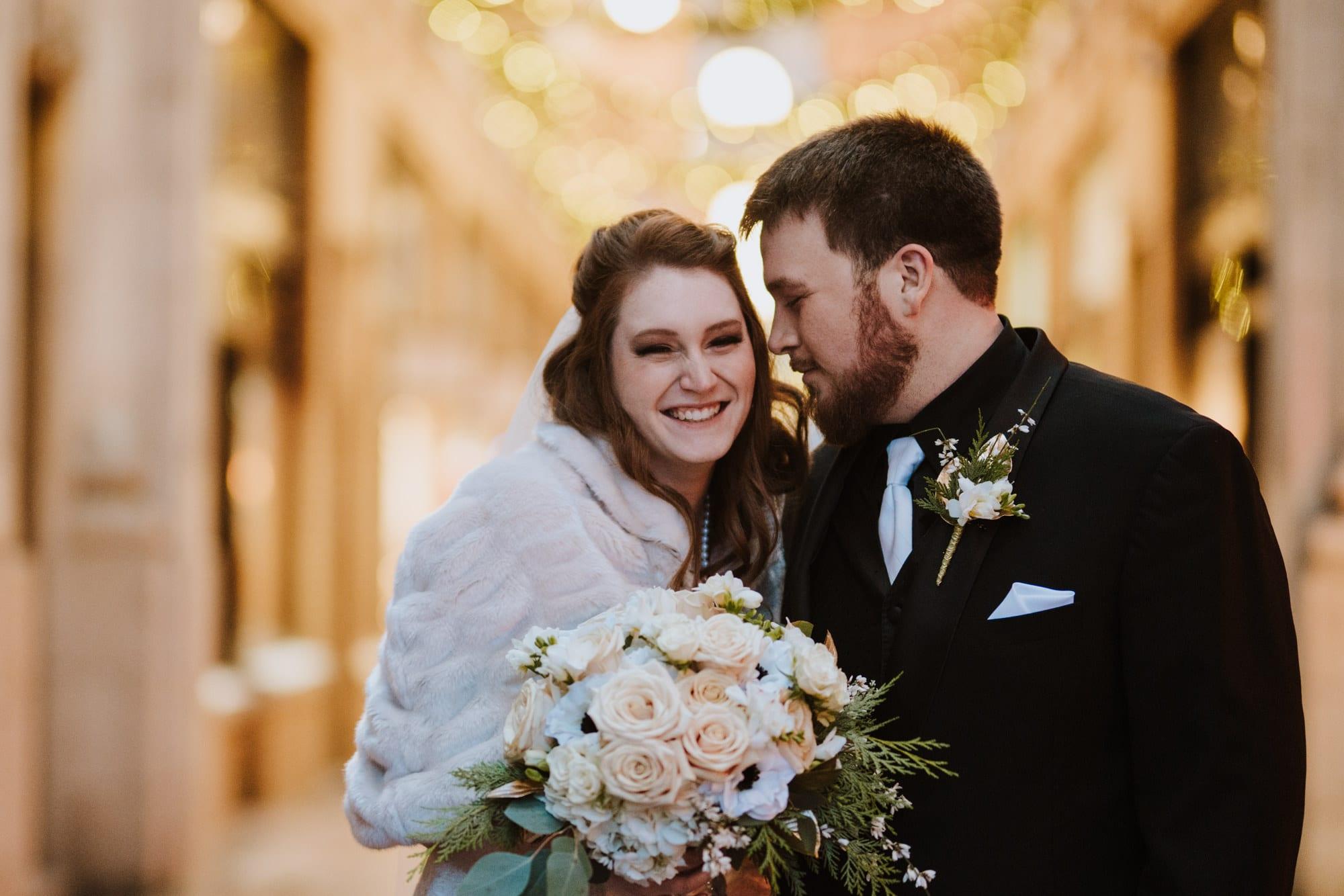 Kensington Hotel Wedding Ann Arbor | Brittany & Taylor