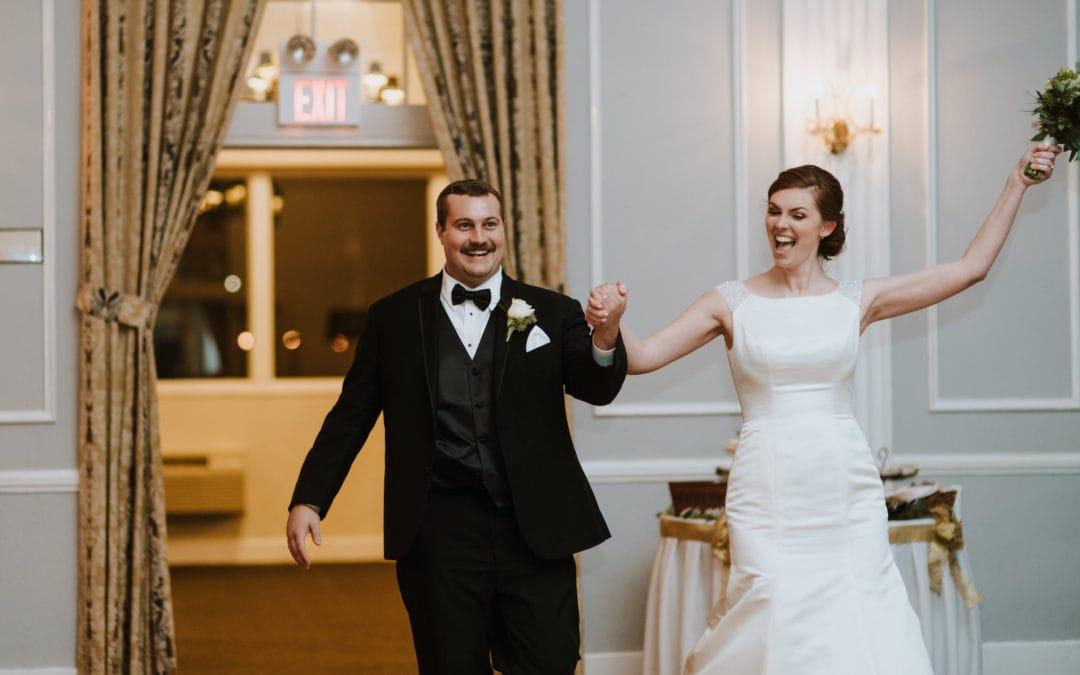 Meeting House Grand Ballroom Wedding | Shannon & Jimmy