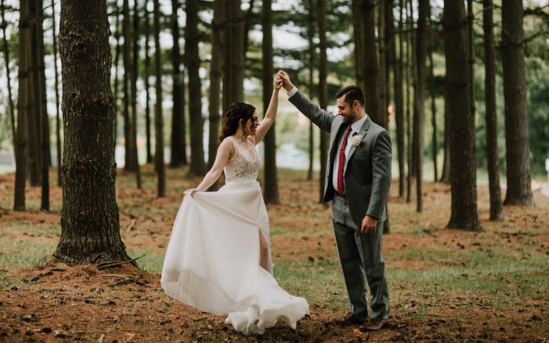 Noah's Event Venue Auburn Hills Wedding | Renee & Jim