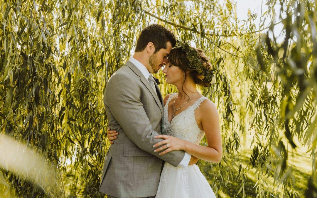 Golden Hawk Golf Course Wedding | Jason & Emily