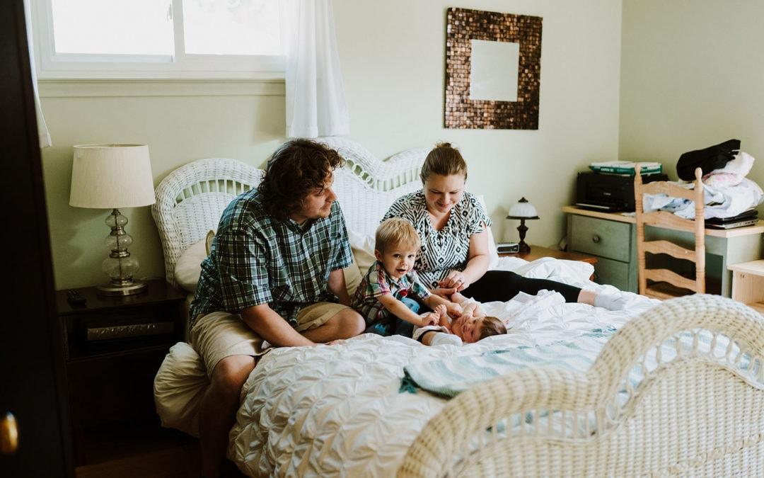 Clawson Newborn Photographer | Charlotte