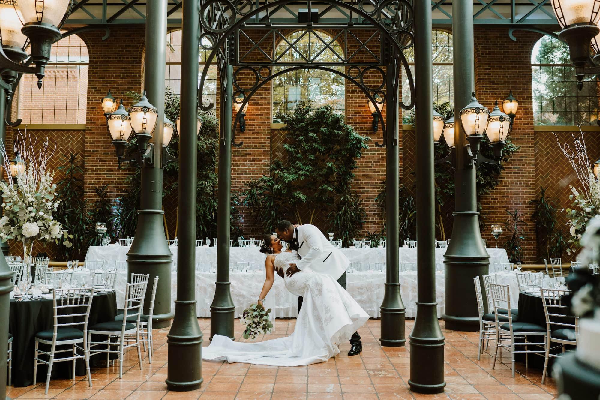 Inn at St John's Wedding