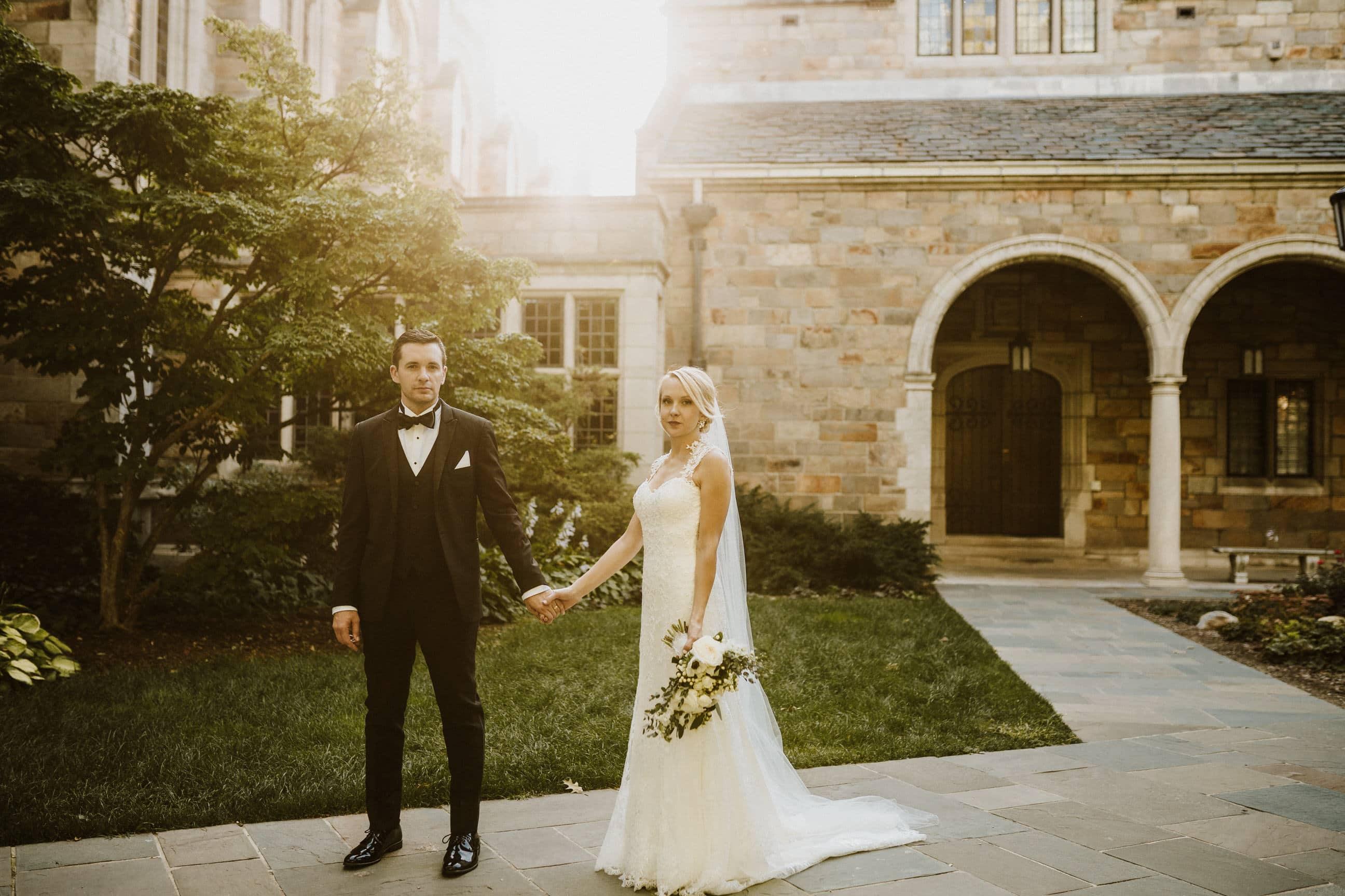 Ann Arbor Polo Fields Golf Club Wedding | Kelsey & Kyle