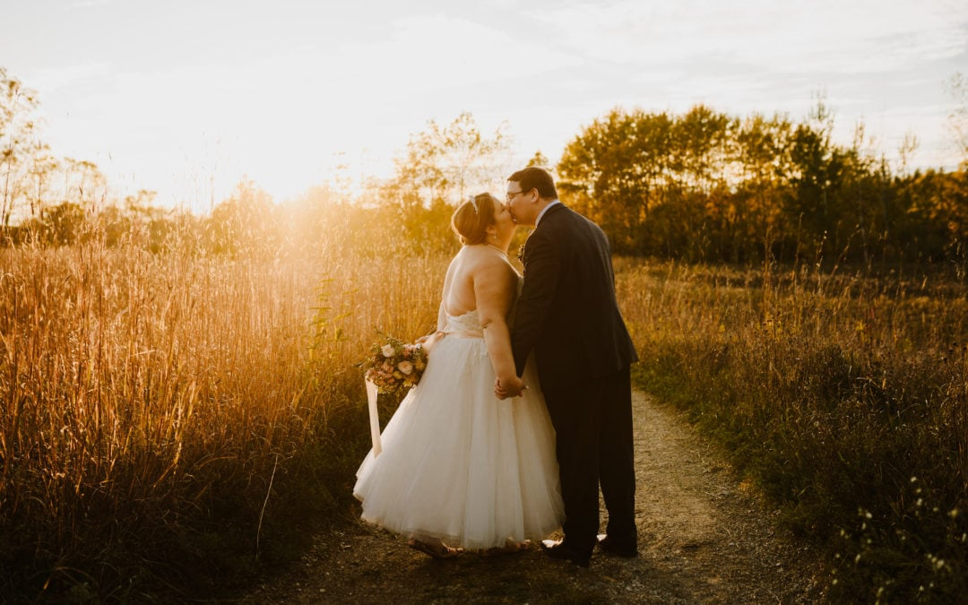 Indian Springs Metropark Wedding | Cory & Brian