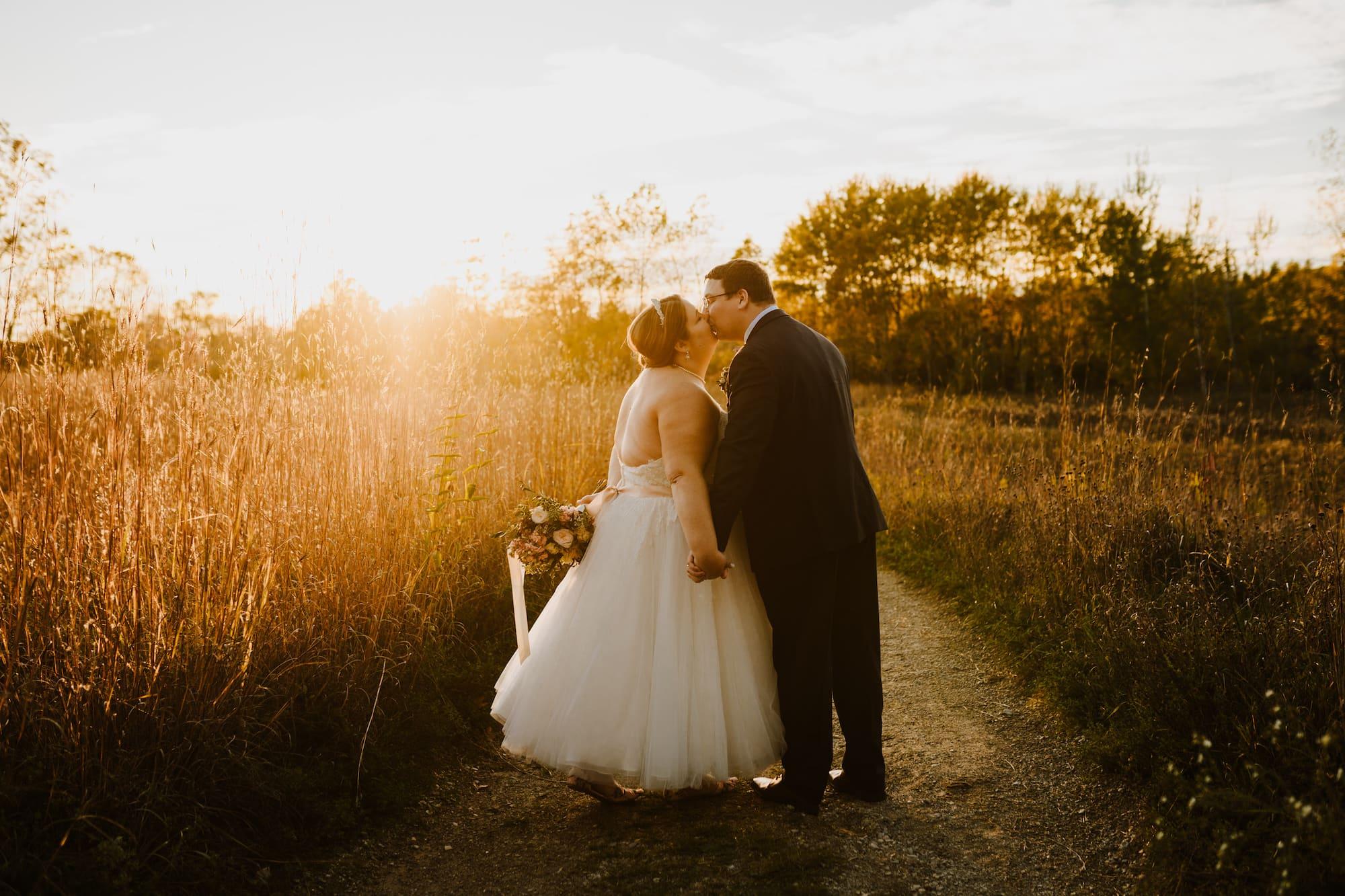 Indian Springs Metropark Wedding | Cory & Brian