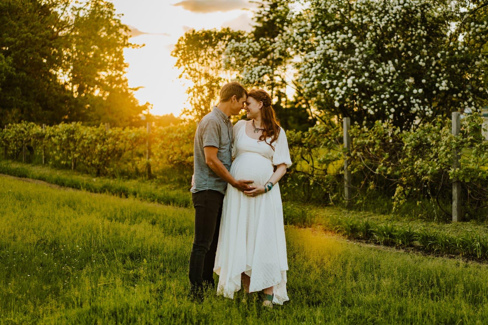 Livonia Maternity Photographer