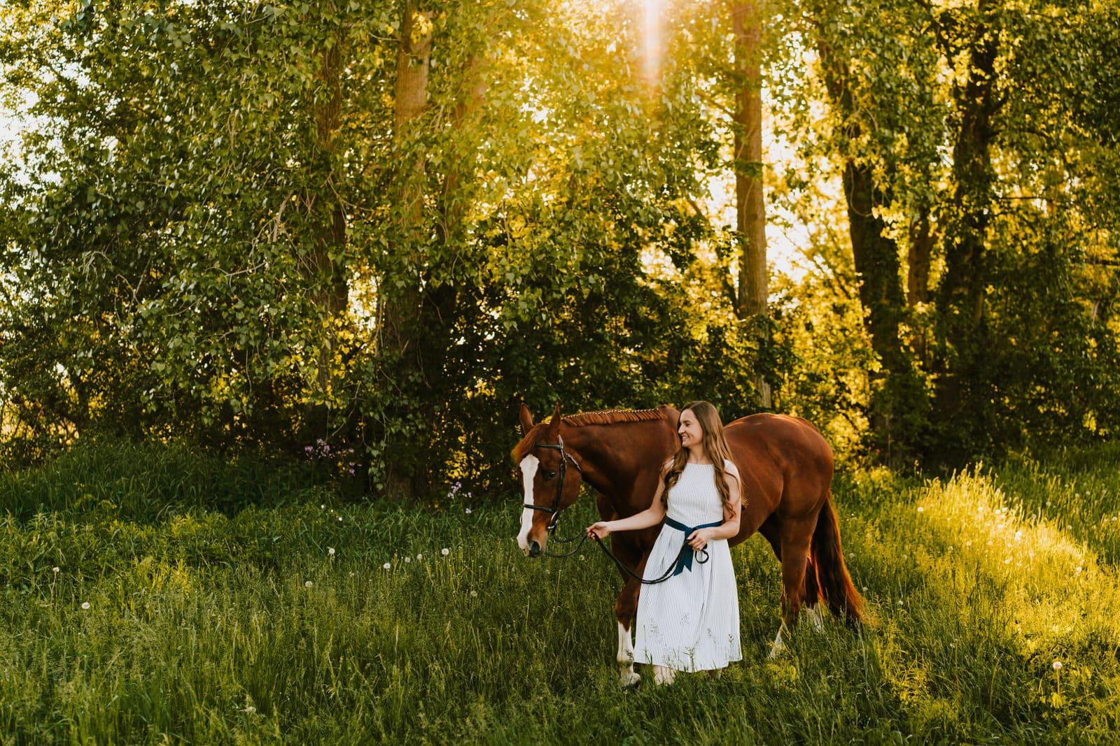 Macomb Equine Photographer