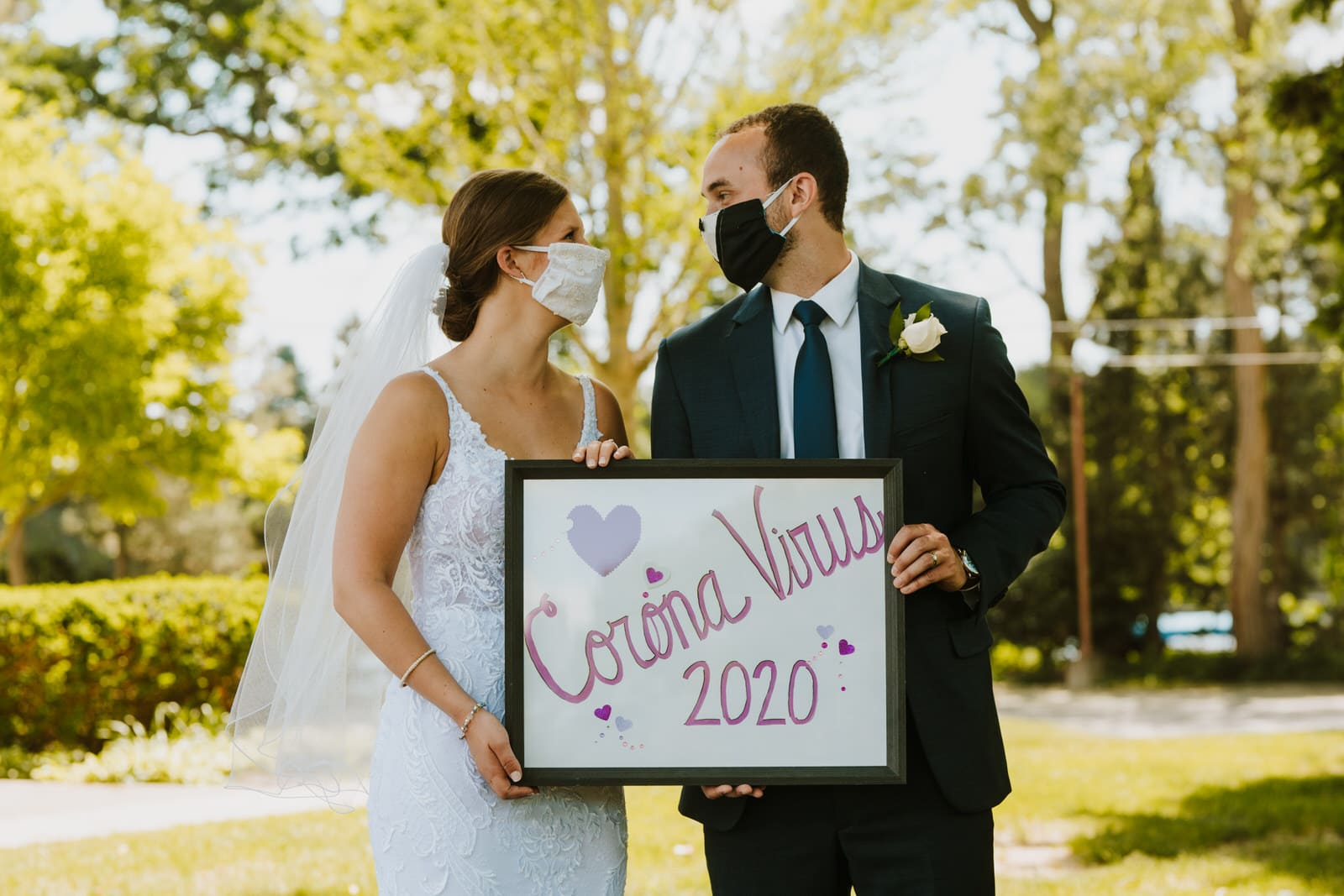 Love in the Time of Corona - Wedding Policies
