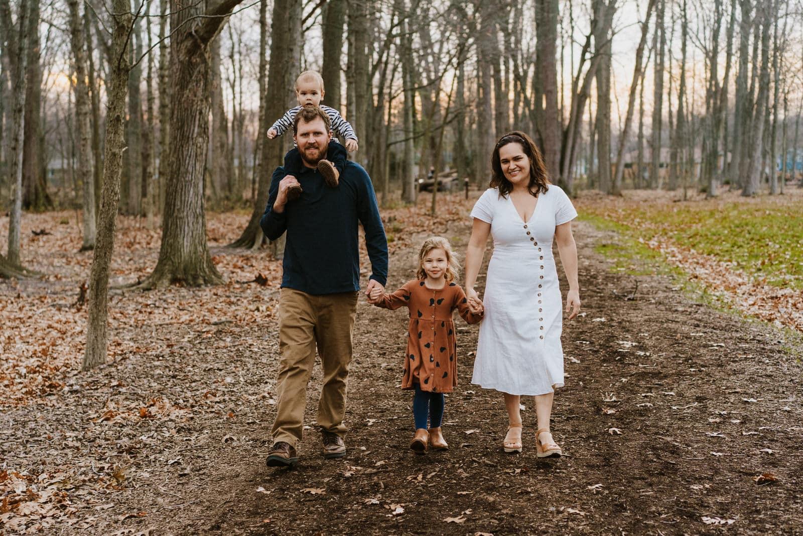 tips for fun family photos
