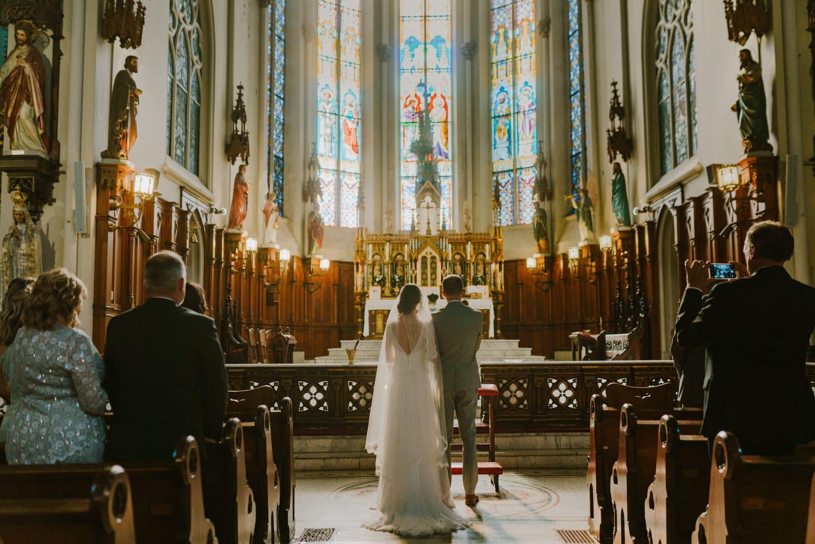 detroit church wedding